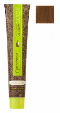 Краска для волос Macadamia Oil Cream Color 7.3 СРЕДНИЙ ЗОЛОТИСТЫЙ БЛОНДИН 100мл