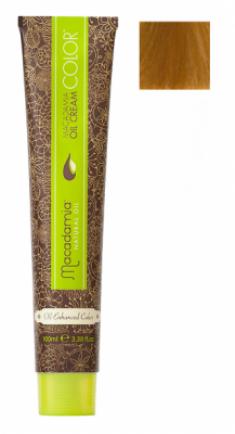 Краска для волос Macadamia Oil Cream Color 8.33 СВЕТЛЫЙ ЭКСТРА ЗОЛОТИСТЫЙ БЛОНДИН 100мл