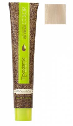 Краска для волос Macadamia Oil Cream Color 10.27 ОСВЕТЛЯЮЩИЙ ЖЕМЧУЖНЫЙ БЛОНДИН 100мл