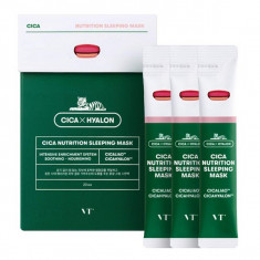 ночная маска для лица vt cosmetics cica nutrition sleeping mask