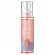 мист для тела с экстрактом персика welcos around me natural perfume vita body mist peach