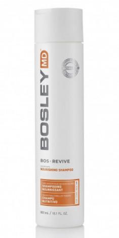 Шампунь-активатор от выпадения и для стимуляции роста волос (для окрашенных волос) BosRevive Color Safe Nourishing Shampoo 300мл BOSLEY