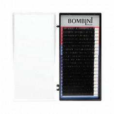 Bombini, Ресницы на ленте 0,085/9-12 мм, C-изгиб