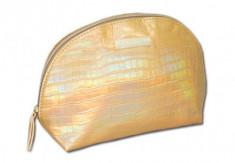 Косметичка Hairway Gold 21*8*15см