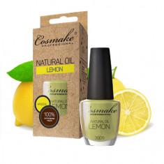 Cosmake, Масло для ногтей и кутикулы «Лимон», 16 мл