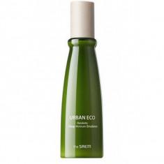 эмульсия для лица с экстрактом новозеландского льна the saem urban eco harakeke deep moisture emulsion